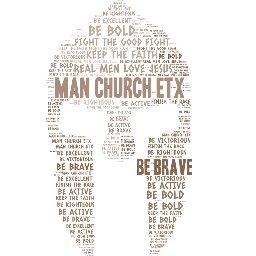 Man Church Helmet
